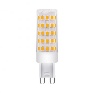 Solight LED žárovka G9, 6,0W, 3000K, 600lm